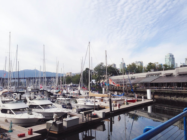 Mrsmommyholic Vancouver Vacation Granville Island