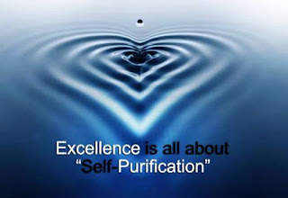 Self-purification is the highest necessity of life