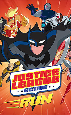 Justice league action run v1.0