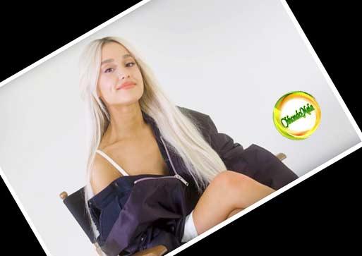Ariana Grande-Biography Poster