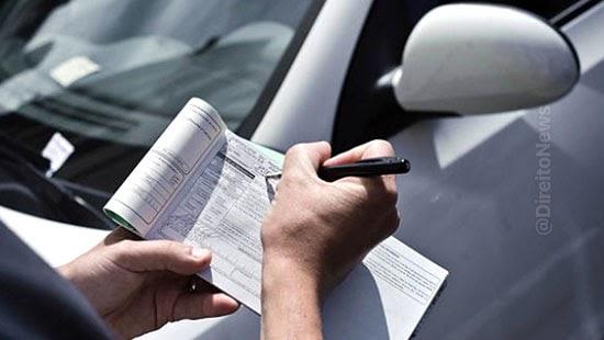 motorista ressarcido multa provar fiscalizacao lei