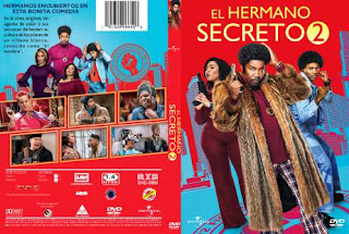 EL HERMANO SECRETO 2 - UNDERCOVER BROTHER 2 - 2019