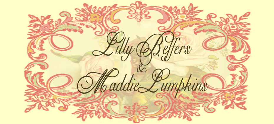 Lilly Beffers and Maddie Lumpkin