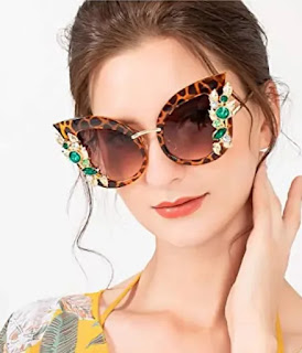 sunglasses large butterfly