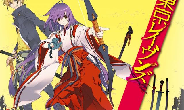 Manga de Tokyo Ravens finalizará en julio