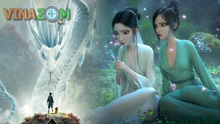 Phim hoạt hình 3D Trung Quốc - Duyên khởi