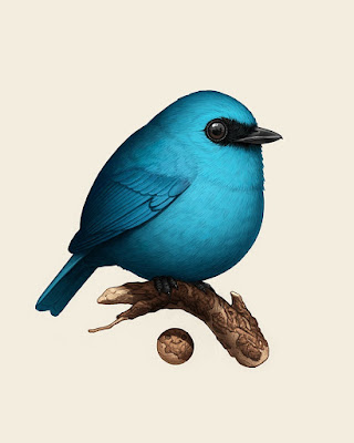 New Mikeland & Fat Bird Timed Edition Prints by Mike Mitchell