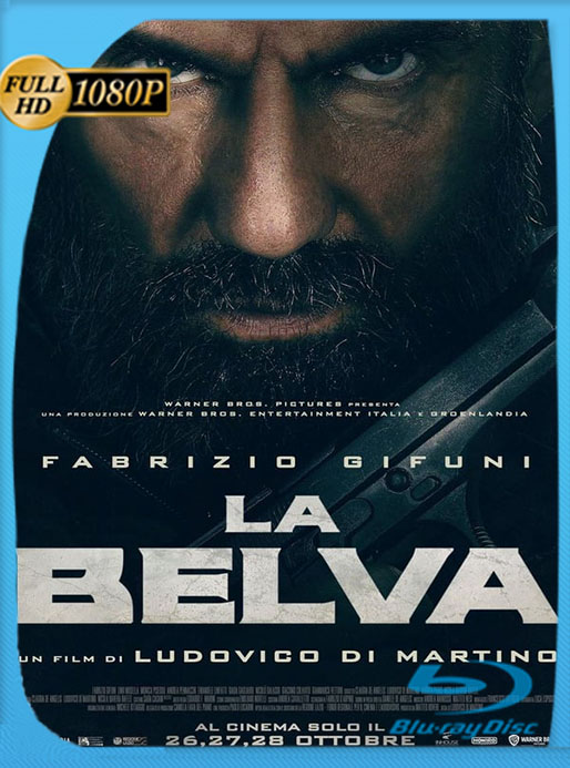 La bestia (2020) 1080p WEB-DL Latino  [Google Drive] Tomyly