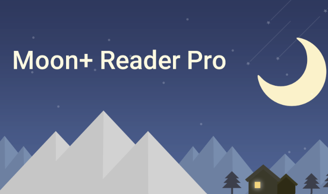 Deretan Aplikasi Terbaik Versi Google Play Store - Moon+ Reader