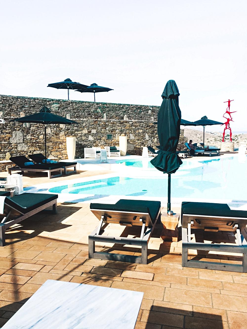 Liostasi Hotel & Suites Ios island Greece, luxury Greece hotels