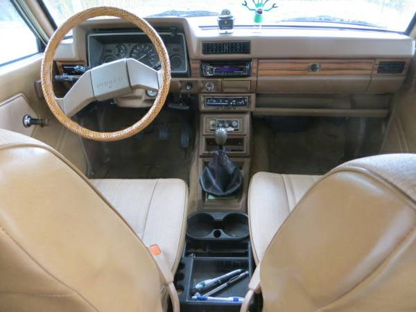 Nissan Sentra Mpg >> Used RVs 1983 Nissan Dolphin RV For Sale For Sale by Owner