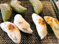 Recipes For Tom Yakimochi To Satojoyu Grilled Rice