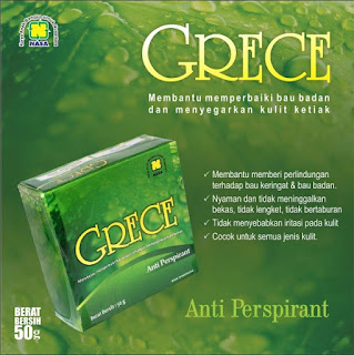 grece herbal bau badan