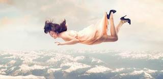 mimpi terbang