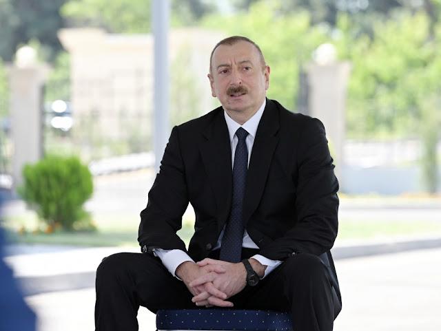 İlham Əliyevin çıxışına dair