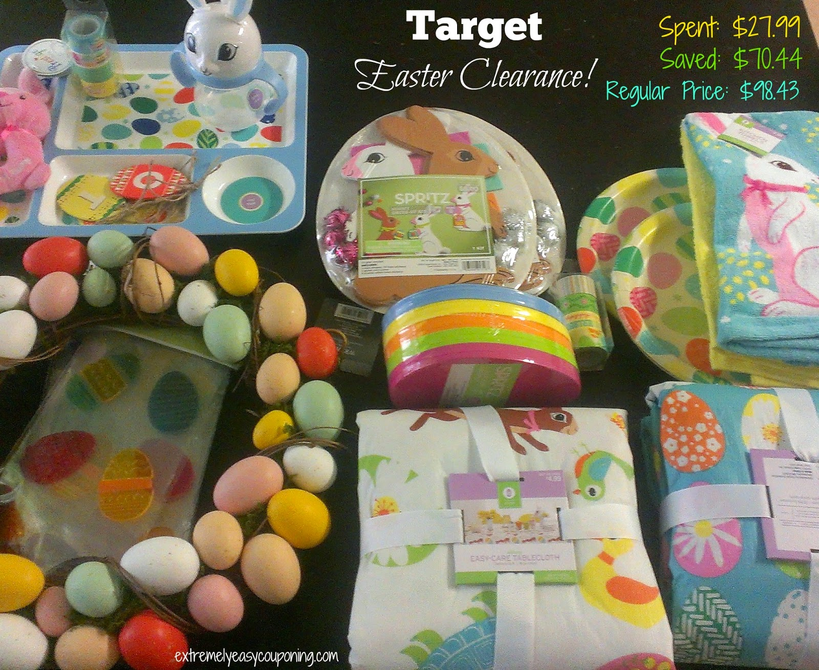 Extremely Easy Couponing Target Easter Clearance