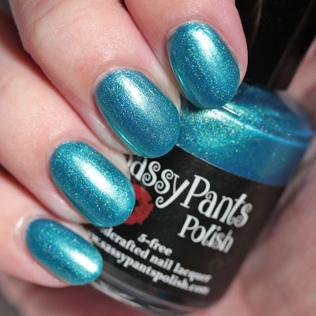 Sassy Pants Polish Buddy System