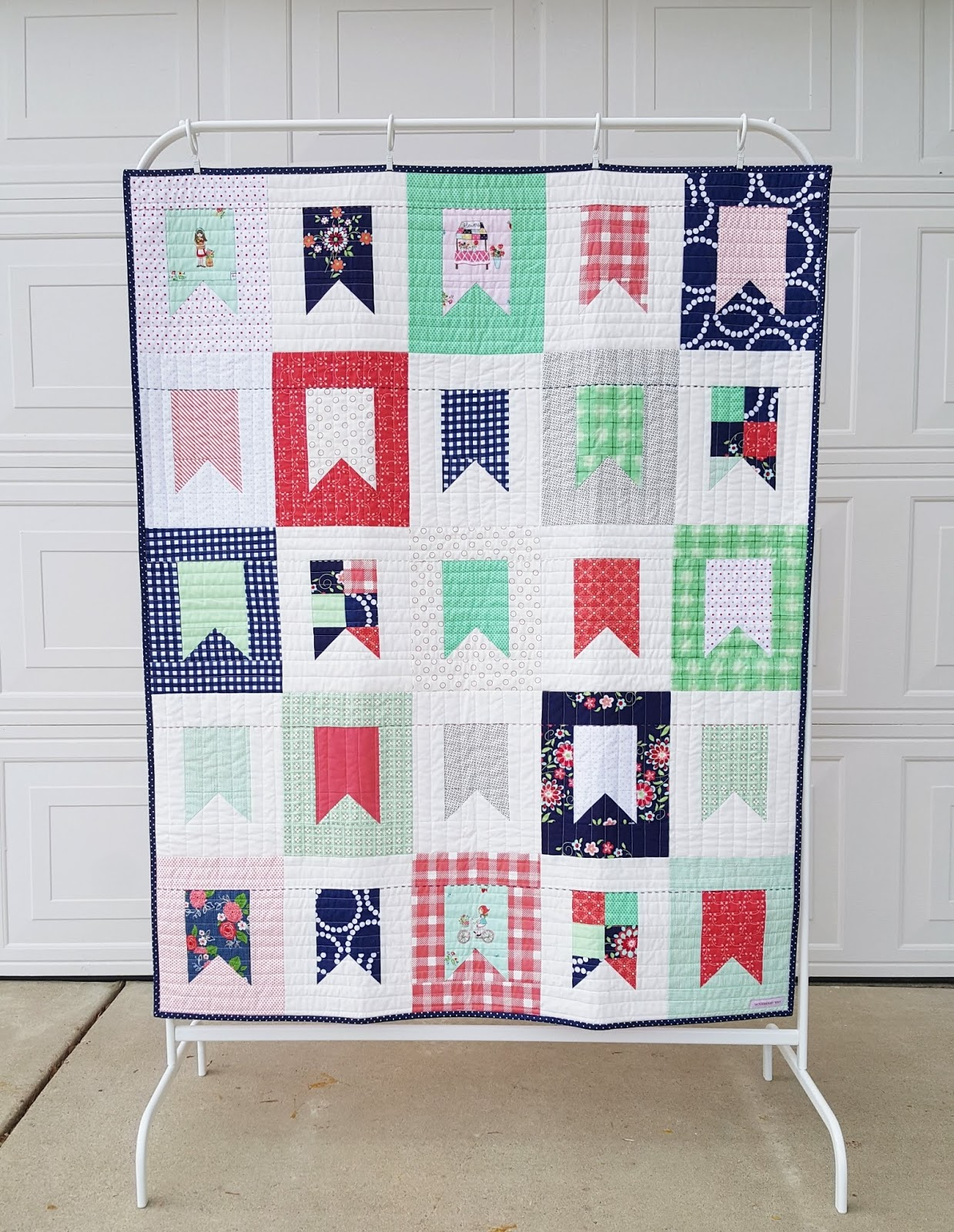 Celebrate Quilt with Tasha Noel, and Pixelated Heart Quilt