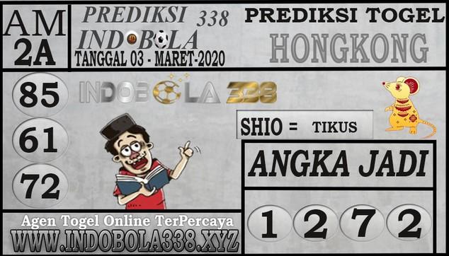 Prediksi Togel JP Hongkong Selasa 03 Maret 2020 - Prediksi Indobola