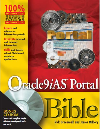 Oracle 9i AS Portal Bible. Hungry Minds