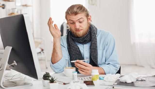 5 Masalah Kesehatan yang Sering Terjadi Pada Pekerja Kantoran