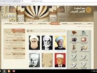 Situs Al Azhar Memory Mencantumkan Syeikh Taqiyuddin an Nabhani Rahimahullah Sebagai Salah Satu Ulama Besar Dunia Lulusan Al Azhar