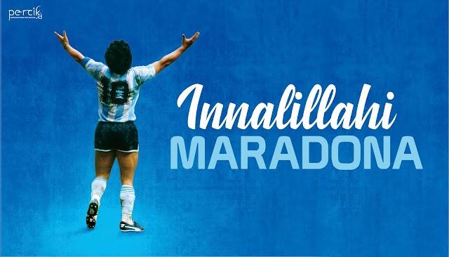 Inna Lillahi...Maradona