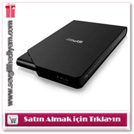 500 GB Kapasiteli Taşınabilir USB Bellek