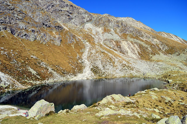 escursioni trekking sentieri merano