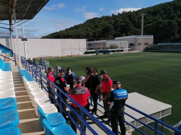 Convocan un partido de fútbol entre infectados del covid-19 y no infectados en Pamplona