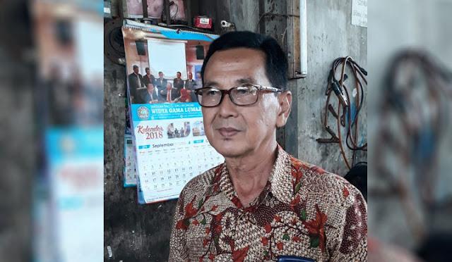 Dosen STIE Widya Gama, Drs. H. Hartono, MM