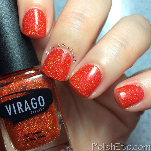 Virago Varnish - Enchanting Sirens - McPolish - TEMPTRESS