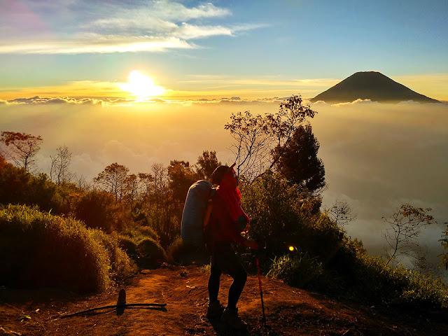 wisata alam gunung sumbing