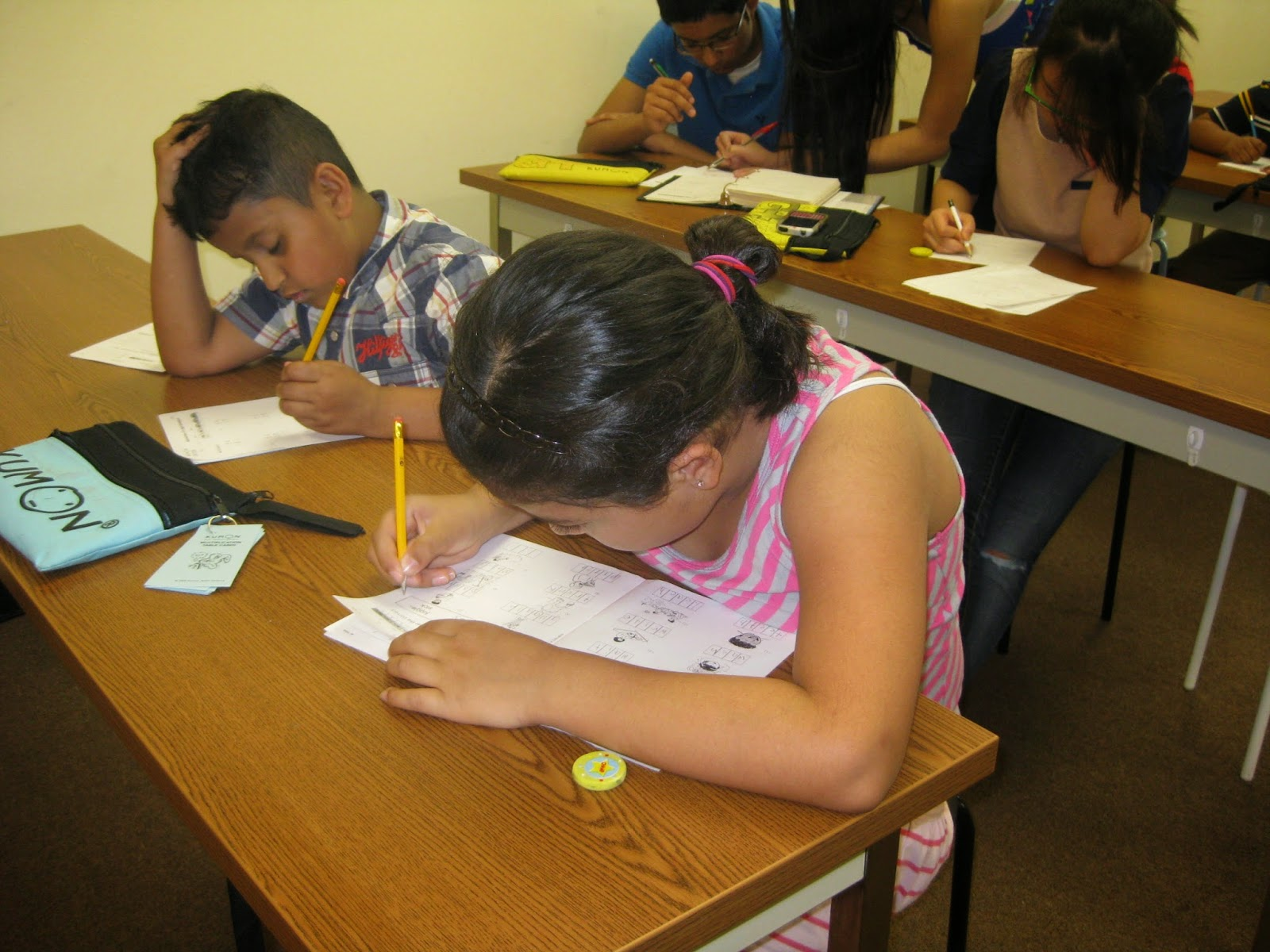 What Is Kumon Make The Best Of Kumon Repetition
