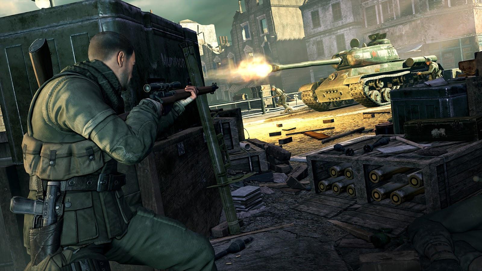 Sniper Elite V2 Remastered PC ESPAÑOL (CODEX) 3