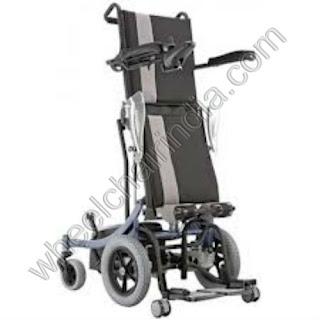Power Standing Wheelchair