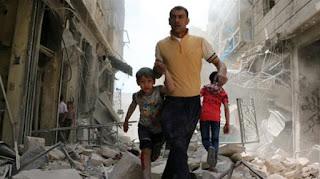"""Oposisi Suriah: """"Tak Ada yang Lebih Berharga Melebihi Darah Kita'"""