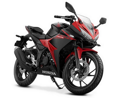Warna Baru All New Honda CBR150R
