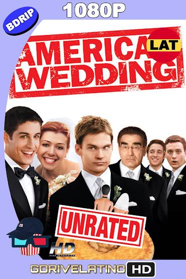 American Pie 3: La Boda (2003) UNRATED BDRip 1080p Latino-Ingles MKV