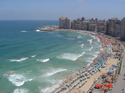 الإسكندرية ضمن 25 مدينة فى العالم مهددة بالفيضان