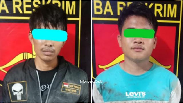 Polisi Ciduk Pengedar Shabu, 1 Tersangka Masih Berstatus Pelajar