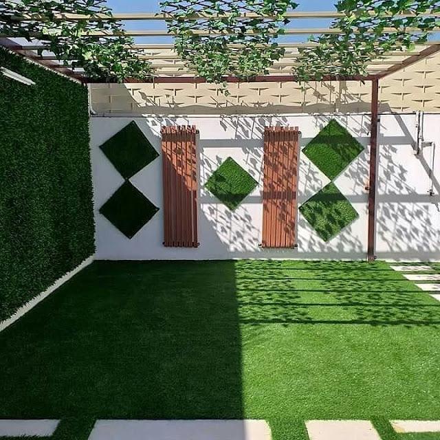 تنسيق حدائق حفر الباطن - شركة تصميم الحدائق بحفر الباطن وتركيب العشب الصناعي