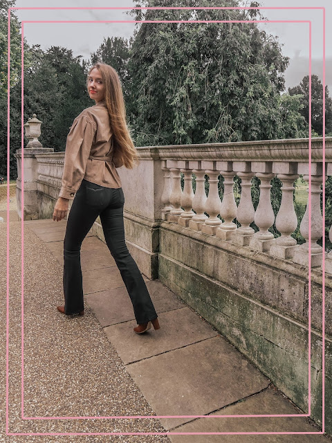 an ode to autumn styling fashion blog post