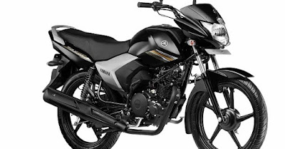 Yamaha Saluto 125 black HD Photo