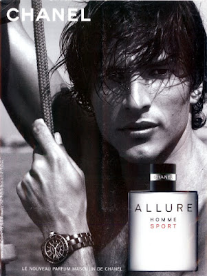 Allure Homme Sport (2004) Gabrielle Chanel