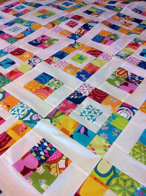 Royal Squares - Quilt Tutorial