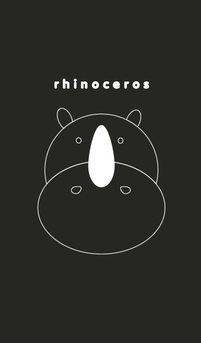 rhinoceros theme