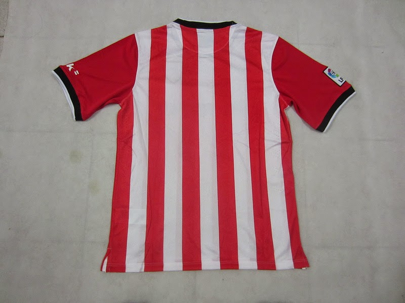 Jersey Athletic Bilbao Home 2014/2015