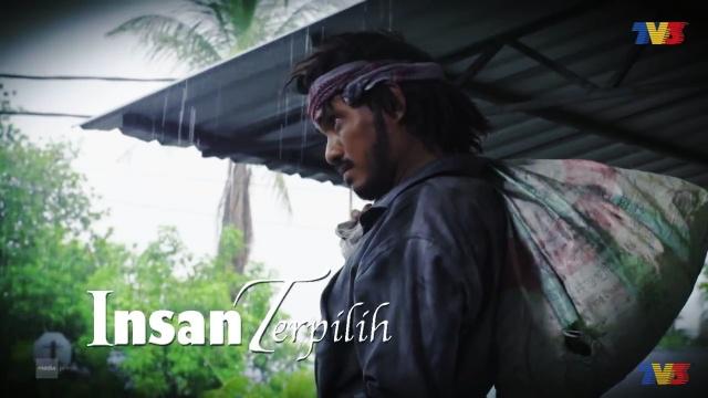 "Telemovie Insan Terpilih (TV3) Adaptasi Kisah Benar ""Hussein Gila"""