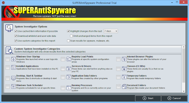 SUPERAntiSpyware Professional 8 Free Download